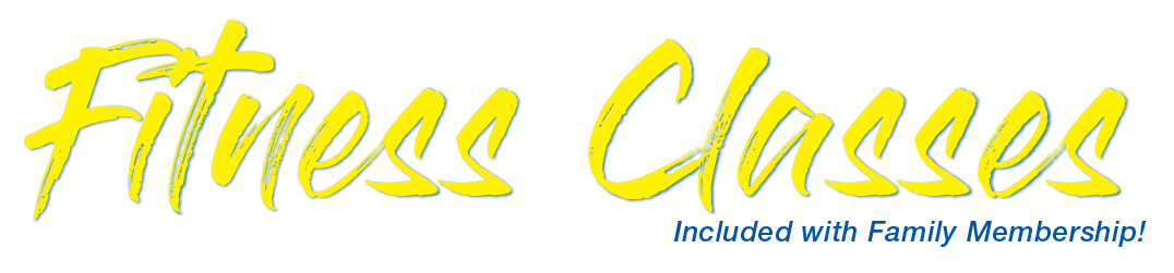 New Kids Fitness Classes Included with Family Membership!